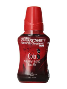 Sodastream Naturally Sweetened Cola Syrup 750ml